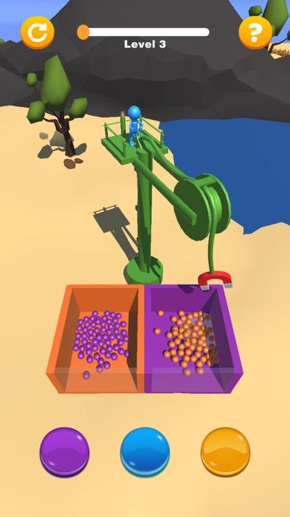 Crane Sort screenshot-4