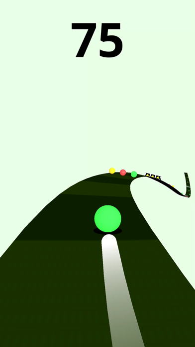 Screenshot for Color Road! in Czech Republic App Store