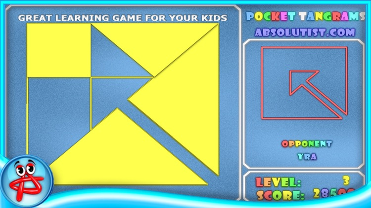 Pocket Tangrams screenshot-3