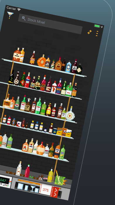 Mixel - Cocktail Recipes Screenshot