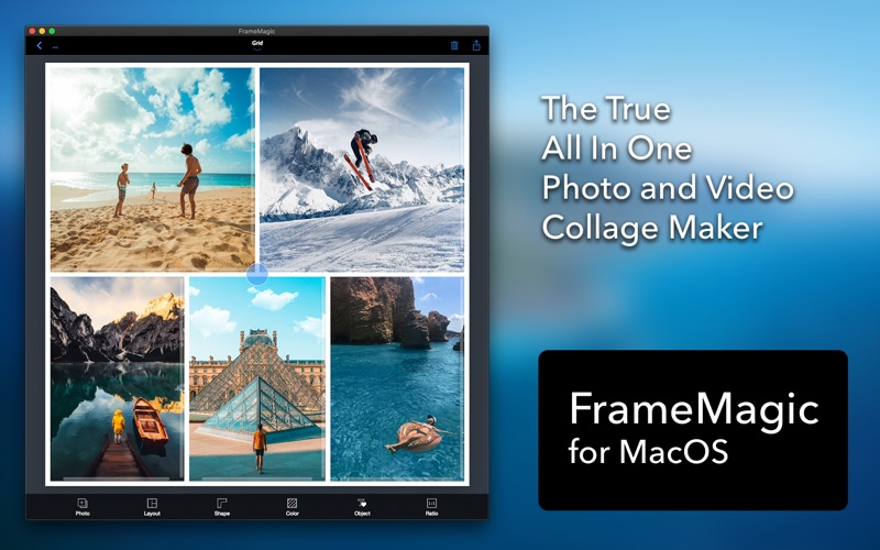 FrameMagic for Mac