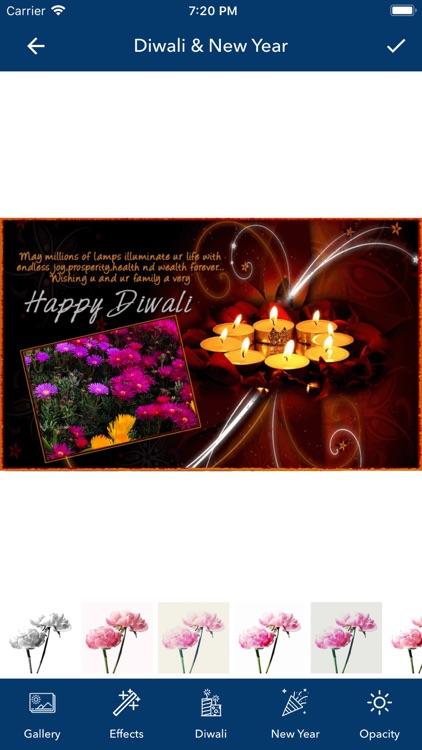 Diwali & New Year PIP Photo screenshot-4