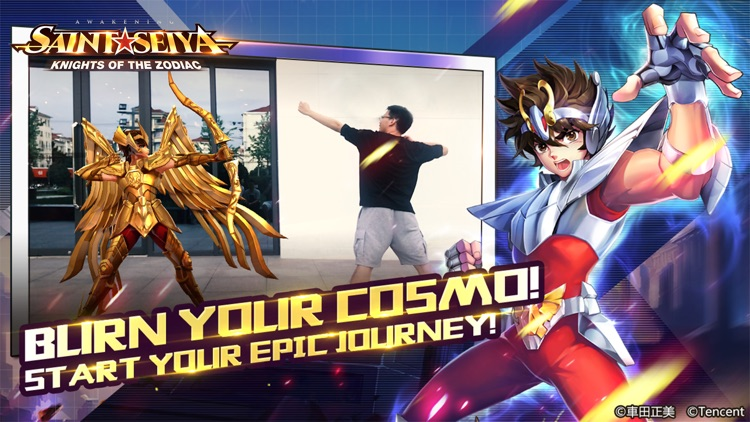 Saint Seiya Awakening screenshot-7