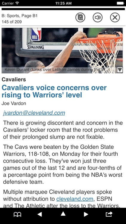 The Plain Dealer screenshot-3