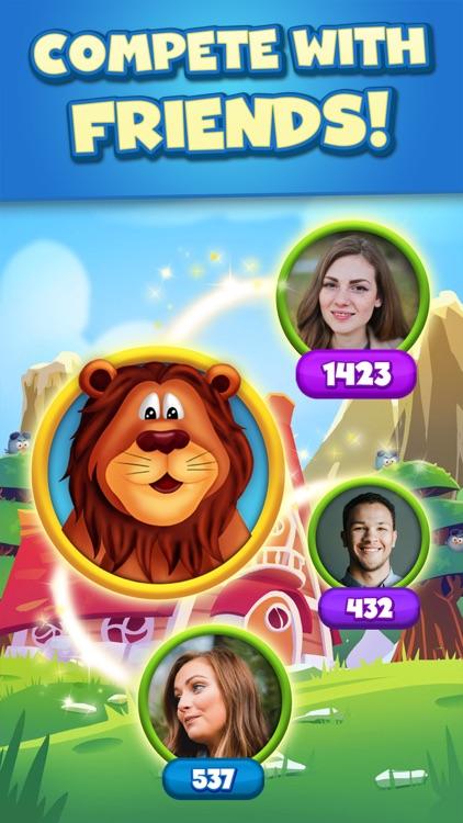 Cartoon Crush: Match 3 Games screenshot-4
