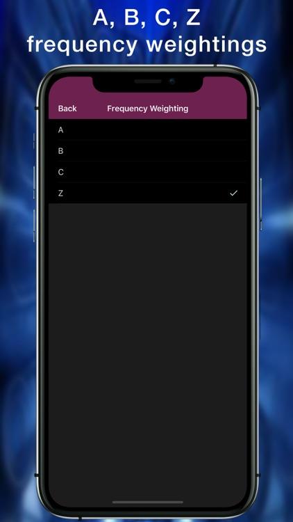 Decibel Meter Sound Detector screenshot-4
