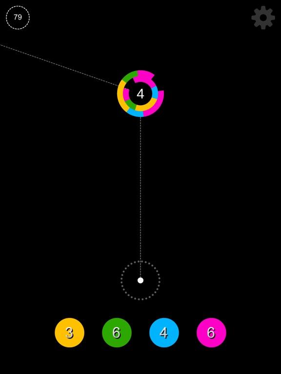Screenshot #4 pour Circle Jump - Instant Shoot