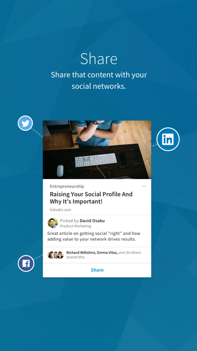 LinkedIn Elevate ScreenShot2
