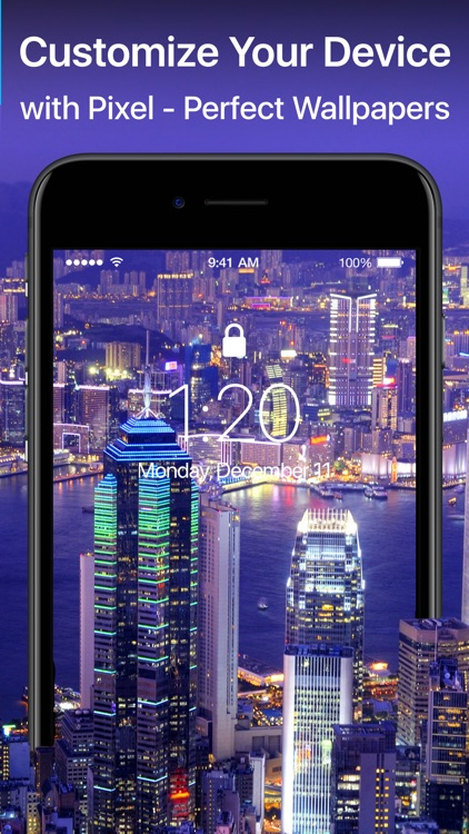 Live Wallpapers HD for iPhone screenshot-3