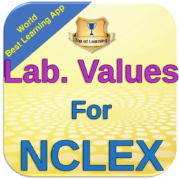 Lab values  pharmaco for NCLEX