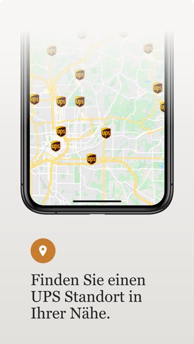 UPS MobileScreenshot von 5