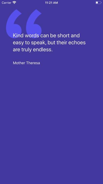 Inspirational Quotes screenshot-5