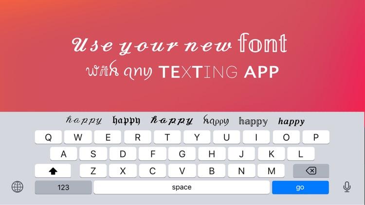Fonts Keyboard & Cool Art Font
