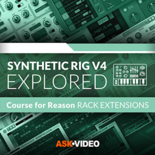 Synthetic Rig V4 Course By AV
