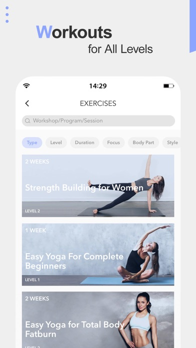 Download Daily Yoga - Workout & Fitness for Pc