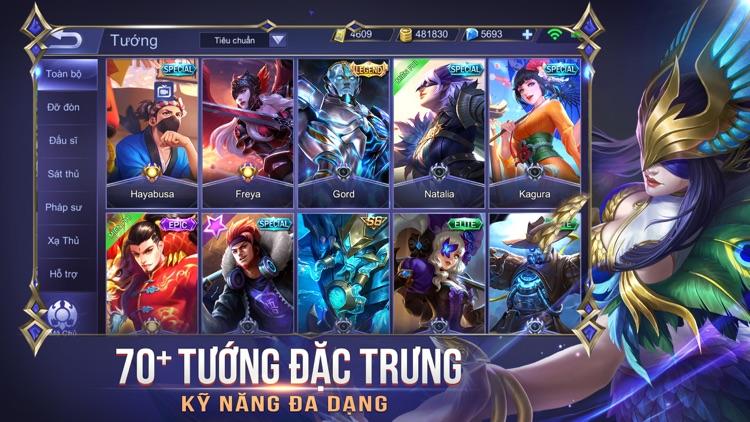 Mobile Legends: Bang Bang VNG screenshot-3