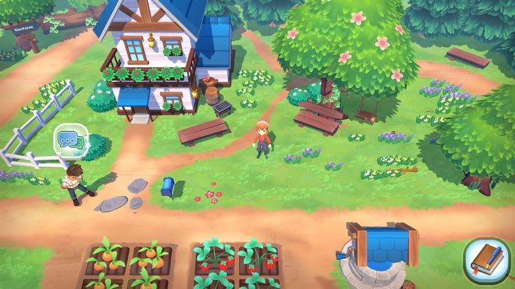 Big Farm Story screenshot-4