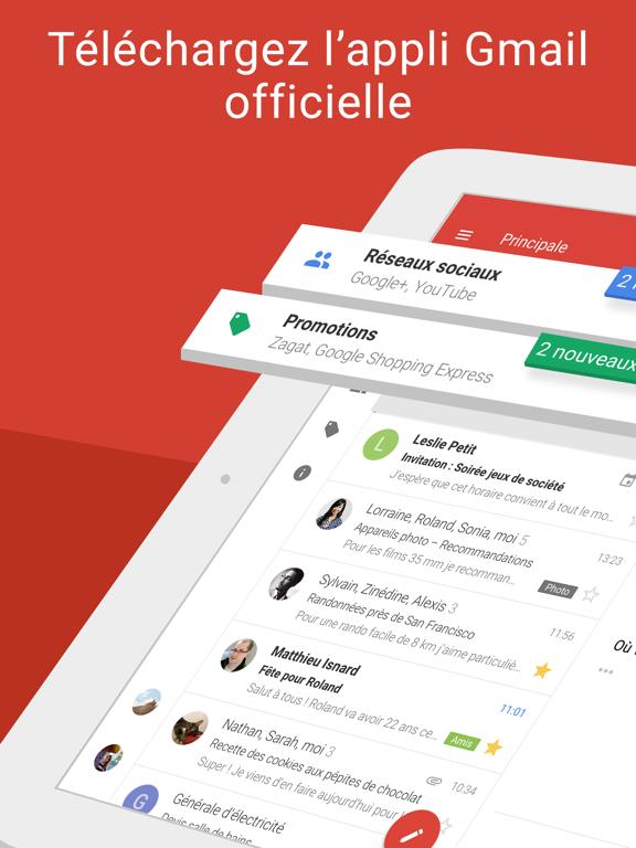 Screenshot #4 pour Gmail – l'e-mail Google