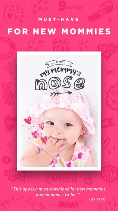 Baby Story - Pics Editor