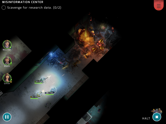 Xenowerk Tactics screenshot 4