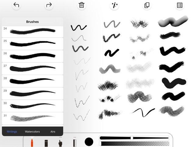Sketch Tree Pro - My Art Pad Screenshot