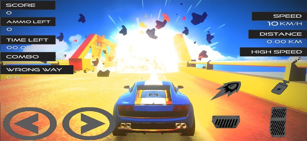 Extreme Car: Death Race 2019