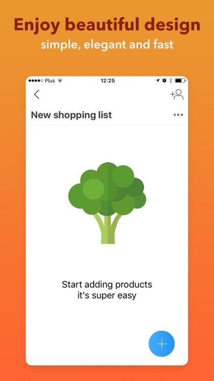 Listonic Grocery Shopping List screenshot-4