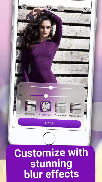 Blur Photo. screenshot-3
