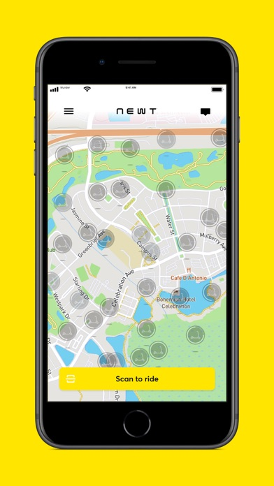 Download Newt - Scooter Sharing for Android