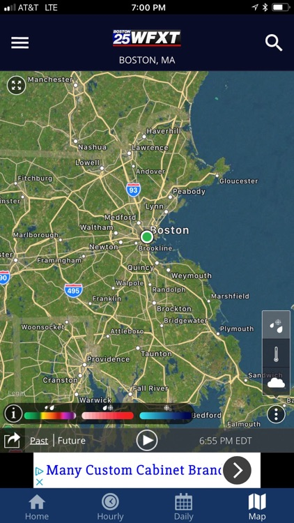 Boston 25 Weather screenshot-4