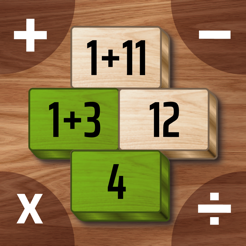 ‎Math Facts Mahjong Game