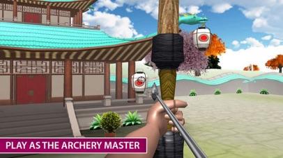 Shooting Perfect Bowmasters screenshot 1