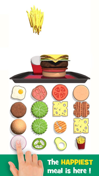 Burger !! screenshot-4