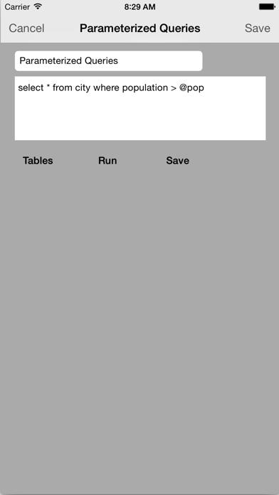 MySQL QueryDB SSH クライアントのおすすめ画像4