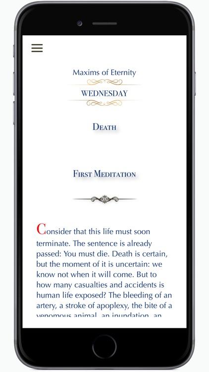 Eight-Day Retreat screenshot-8