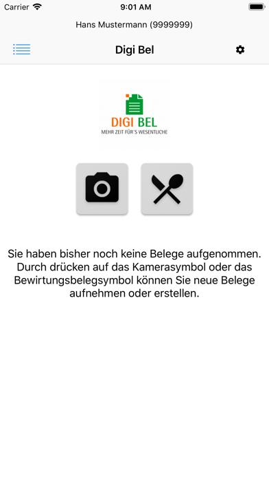 DIGI-BEL screenshot two