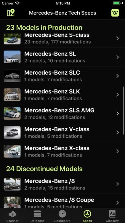 Mercedes App screenshot-7