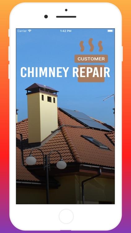 Chimney Repair Customer