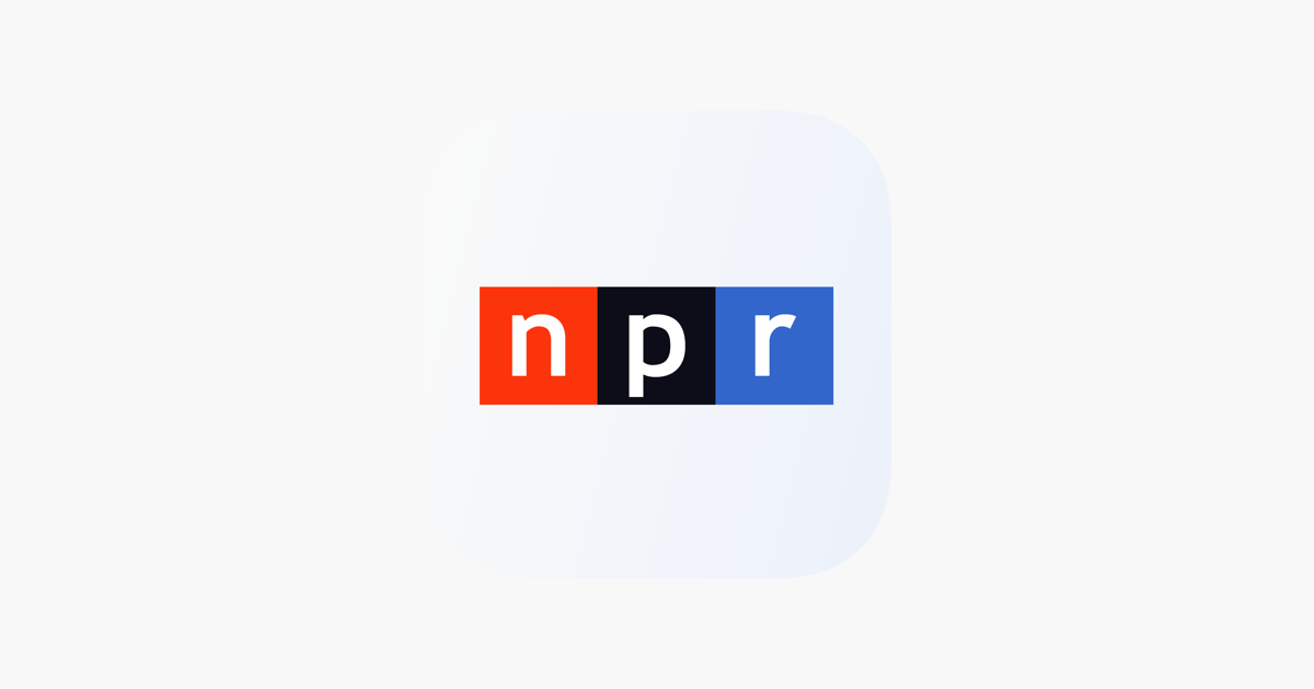 NPR subscription available on the App Store.