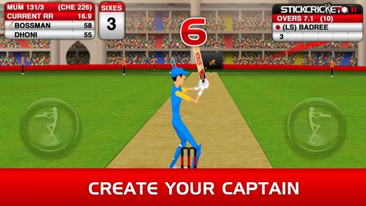Stick Cricket Premier League screenshot-0