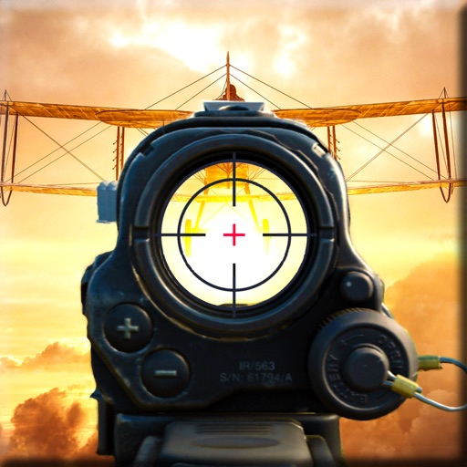 Real Sniper Shooting Battle 3D iOS App