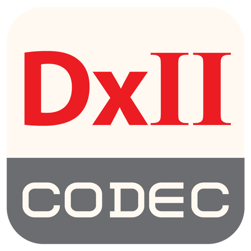 DxII Codec — for dbx-II/Disc