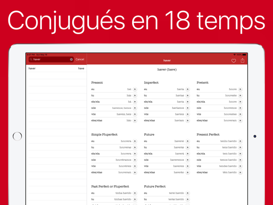 Les Verbes Portugais (Plus)