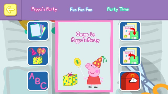Peppa Pig Party Time On The App Store