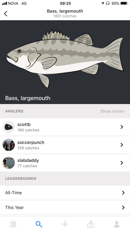 Angling iQ - Fishing App screenshot-5