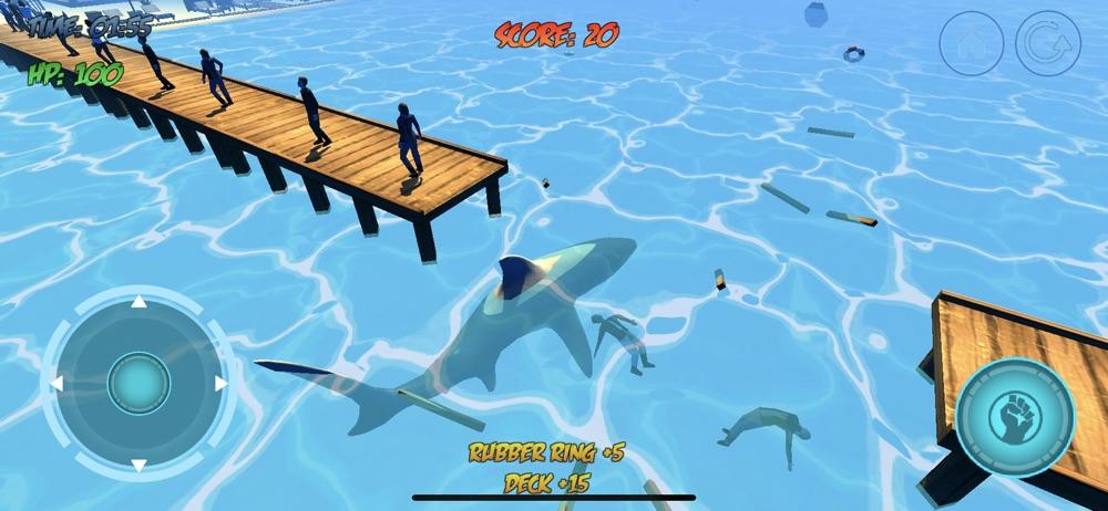 Shark Attack 3D hack tool