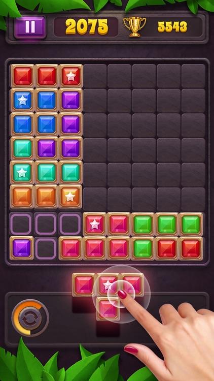 Block Puzzle: Star Gem screenshot-3