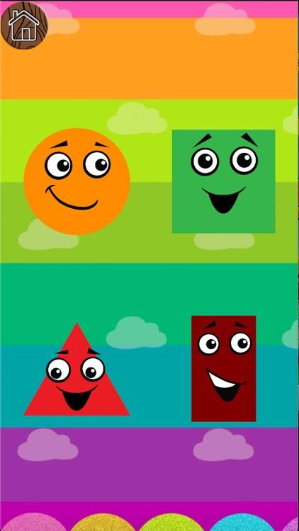 Shapes & Colours Fun Learning screenshot-8