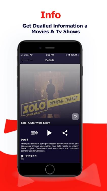 Video Buddy: Movie & Tv Shows screenshot-4