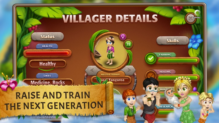 Virtual Villagers Origins 2 screenshot-3
